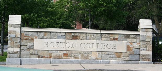 Boston College Chestnut Hill, Massachusetts